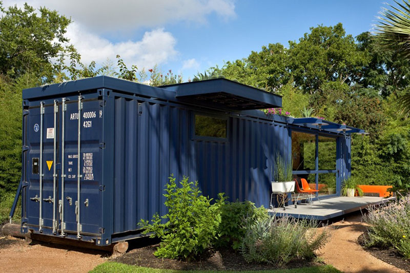 Container Guest House 9