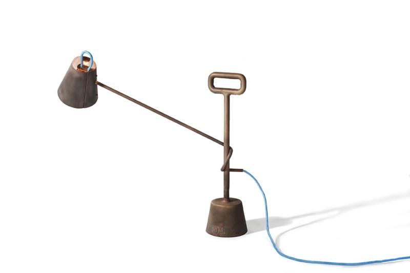 Copper Lamp 10kg 3