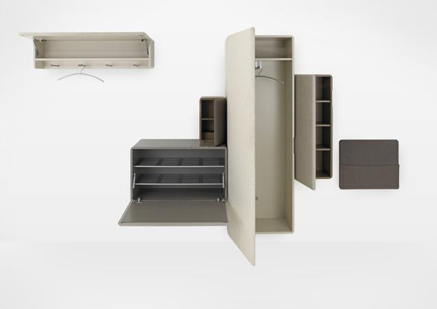 Dice Hallway Storage Furniture 1