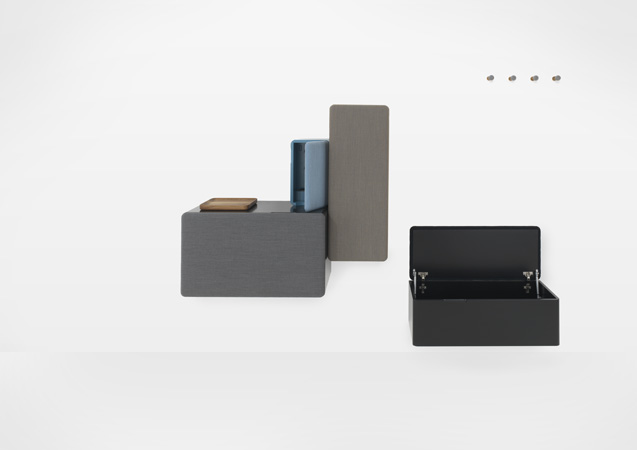Dice Hallway Storage Furniture 3