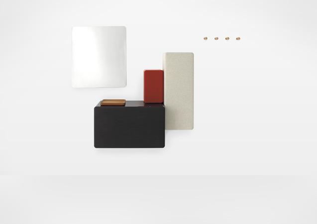 Dice Hallway Storage Furniture 5