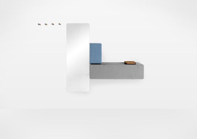 Dice Hallway Storage Furniture 6