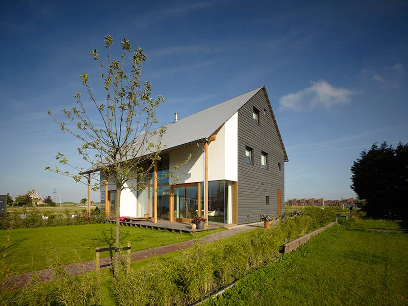 Double Dwelling in Den Hoorn 1