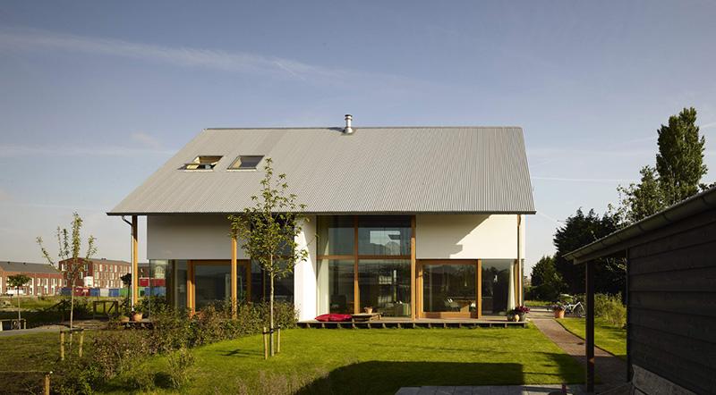 Double Dwelling in Den Hoorn 2