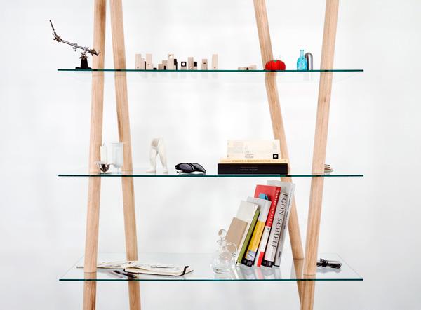 Dyvel Shelves System 1