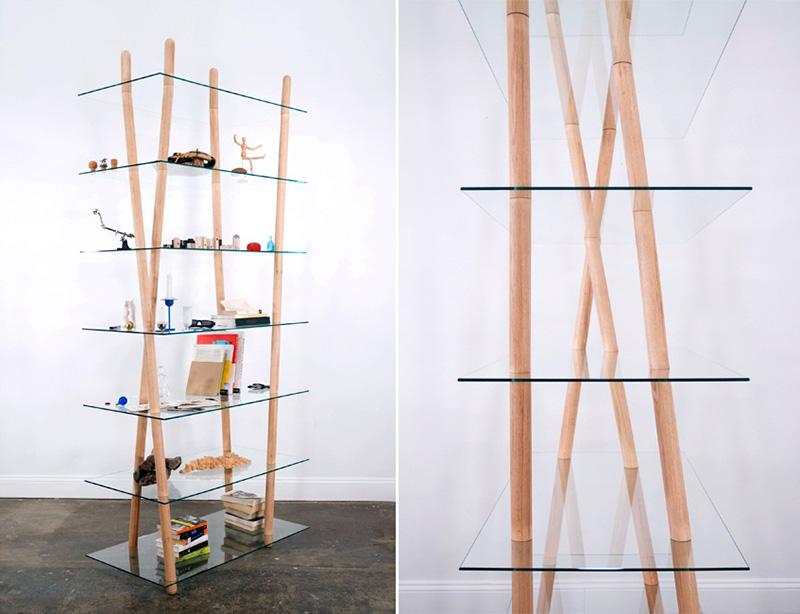 Dyvel Shelves System 3