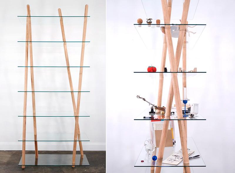 Dyvel Shelves System 4