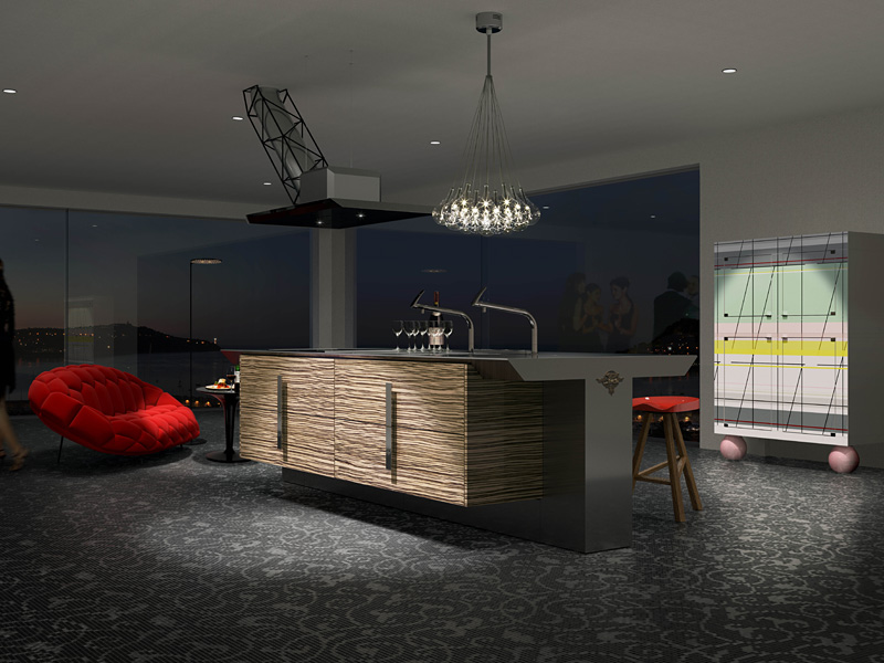 INO Leone Kitchen Design 8
