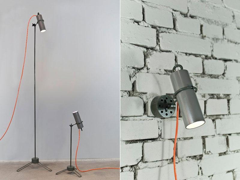 Lightweight Lighting unit 5