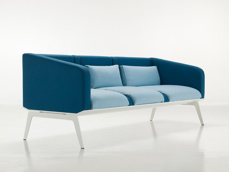 Metro Sofa by Luca Nichetto