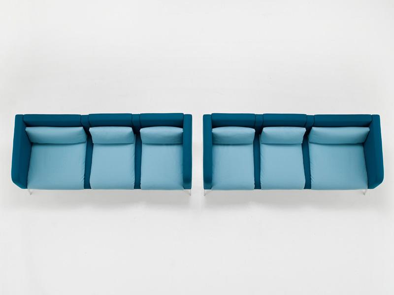 Metro Sofa by Luca Nichetto 3