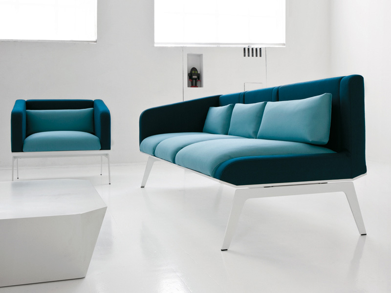 Metro Sofa by Luca Nichetto 4