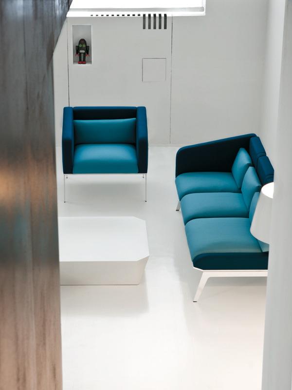 Metro Sofa by Luca Nichetto 5