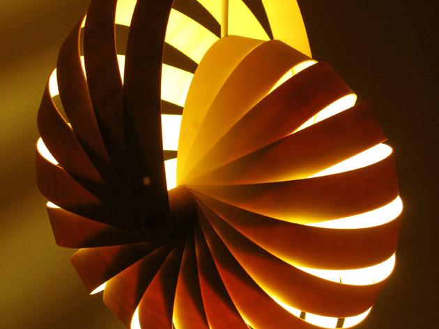 Nautilus Pendant Lamp 2