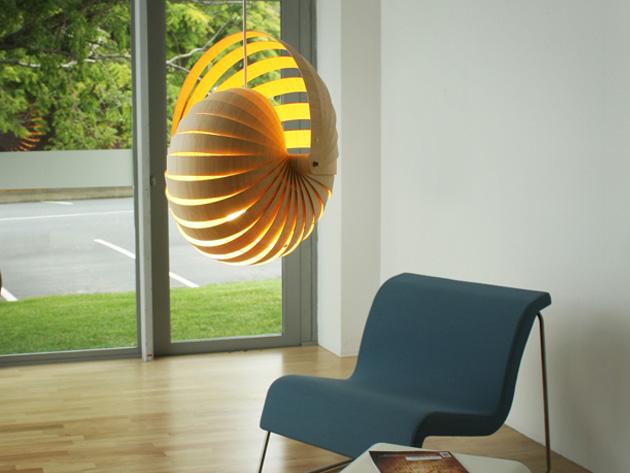 Nautilus Pendant Lamp 3