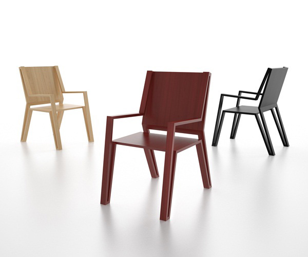 Outline Chair 2