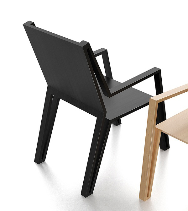 Outline Chair 3