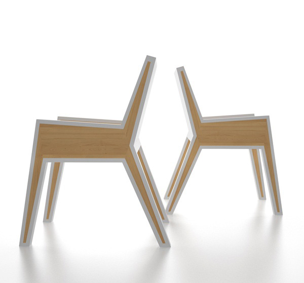 Outline Chair 4