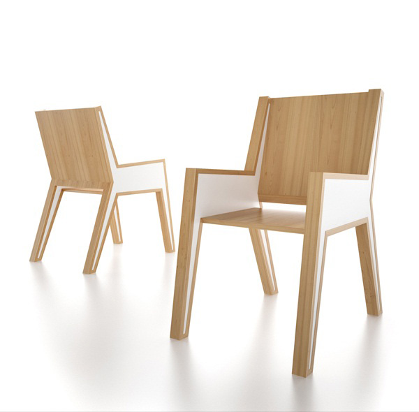 Outline Chair 6