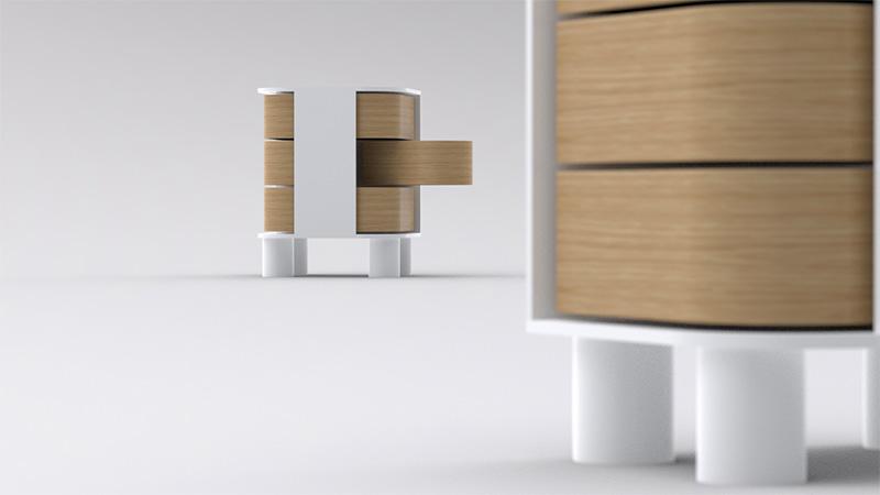 Peekaboo Cabinet 6