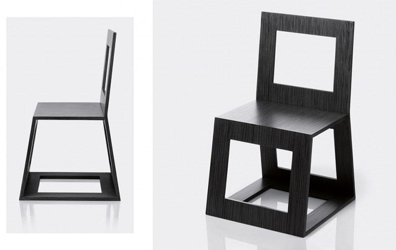 Quada Wooden Chair 1