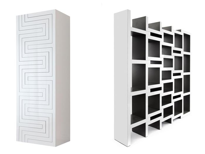 REK Bookcase 1