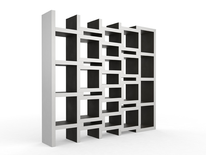 REK Bookcase 3