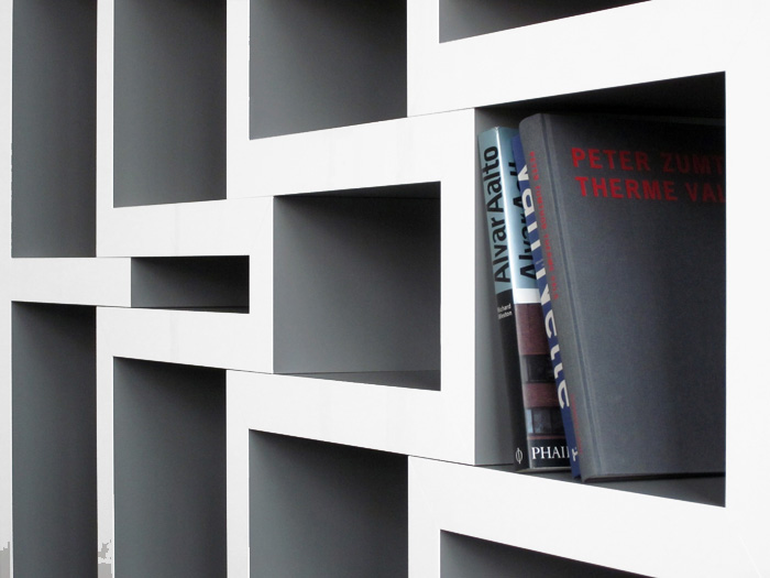 REK Bookcase 4