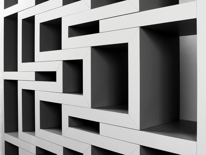 REK Bookcase 5
