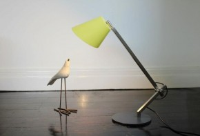 Robin Floor and Table Lamps by Evie Group