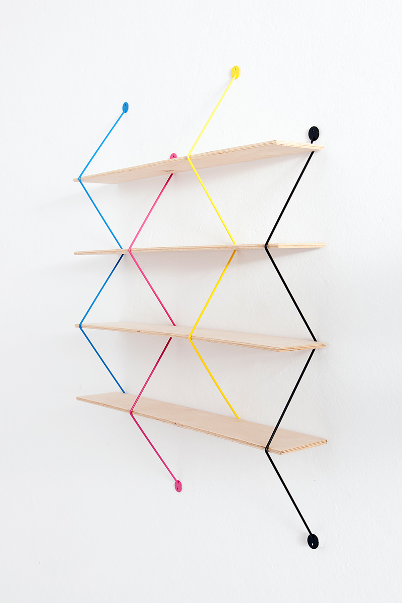 Ser­pent Modular Shelf 4