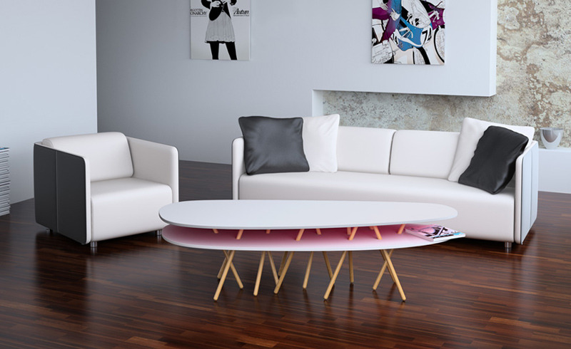 Slice Coffee Table 1