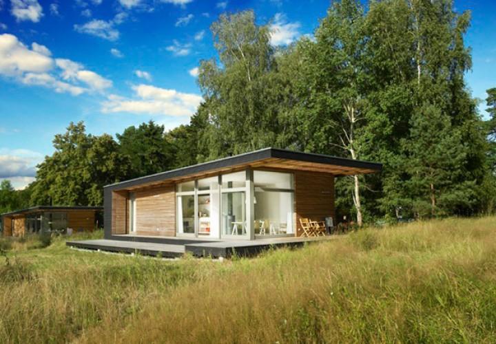 Sommerhaus Piu Prefab House 1