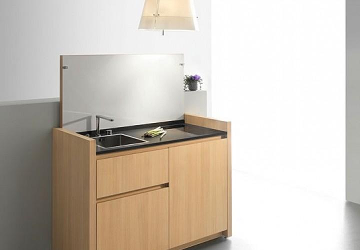 Super Compact Kitchen