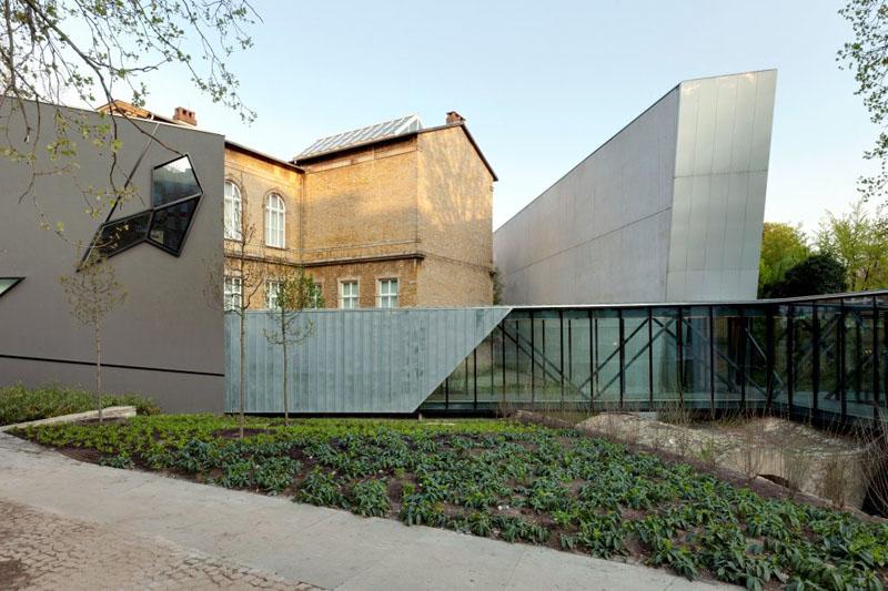 extension to the Felix Nussbaum Haus 3