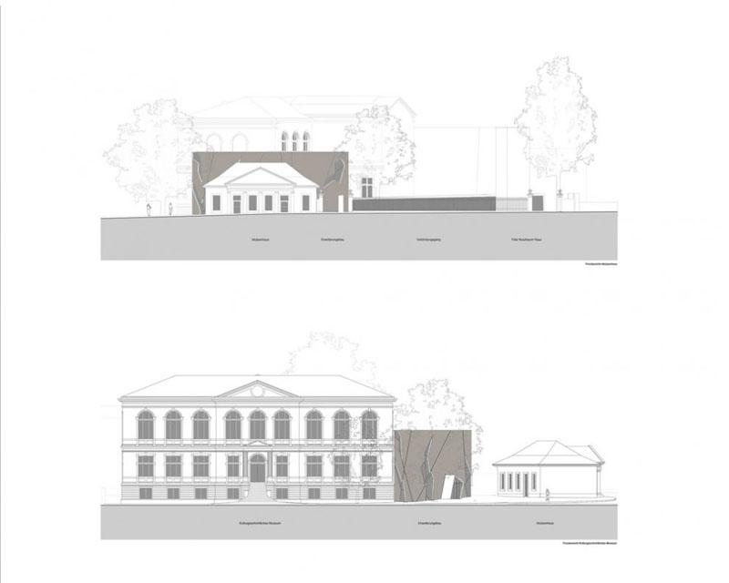 extension to the Felix Nussbaum Haus 8