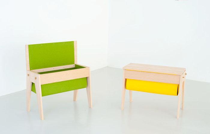 Felt & Gravity Furniture series 4