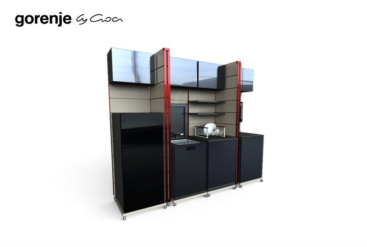 Gorenje Modular Kitchen Design 5