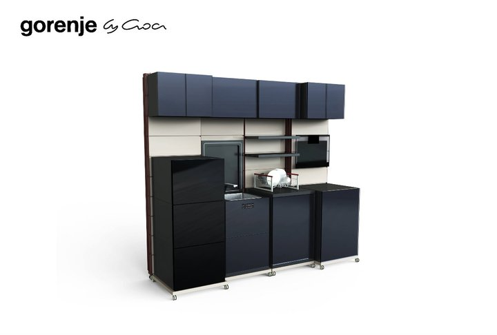 Gorenje Modular Kitchen Design 6