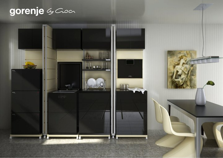 Gorenje Modular Kitchen Design 7