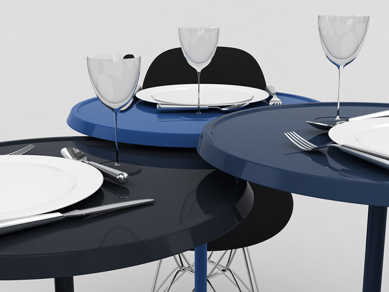 Hip Dining Table 3