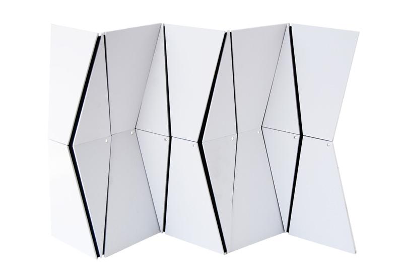 Just Fold It Room Divider 3