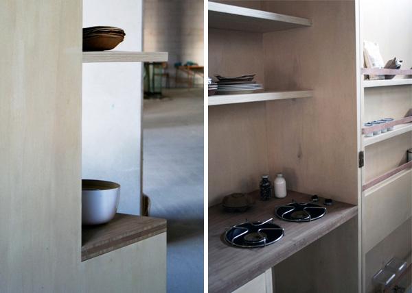 Keukenkabinet Compact Kitchen 4