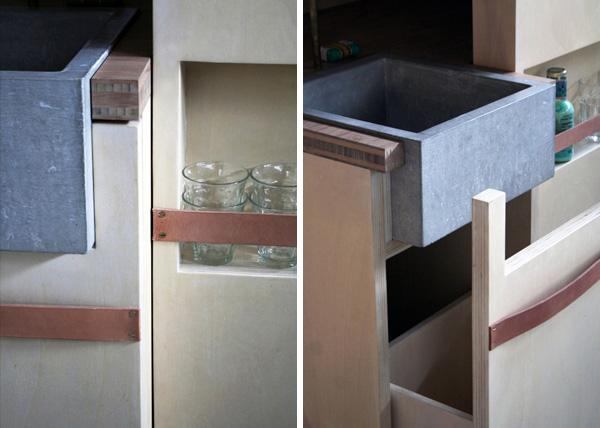 Keukenkabinet Compact Kitchen 5