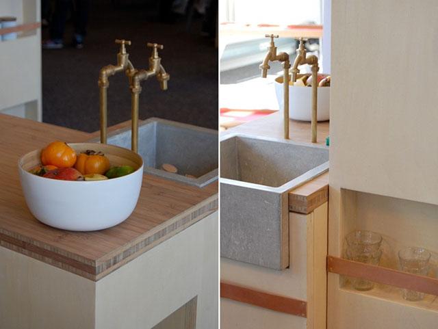 Keukenkabinet Compact Kitchen 6