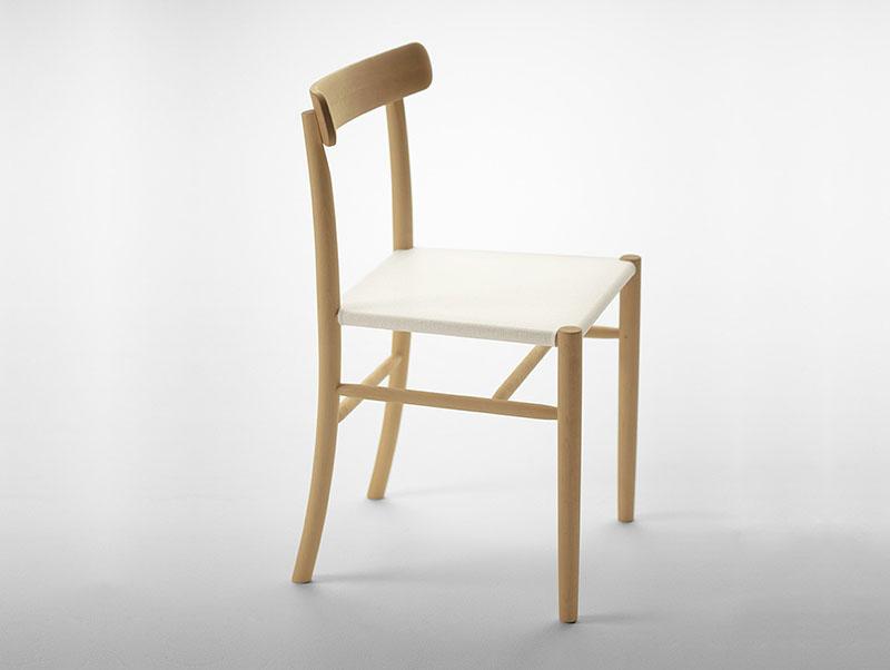Beau Lightwood Birch Chair 2