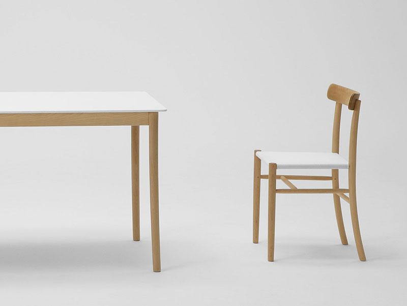 Lightwood Birch Chair 3