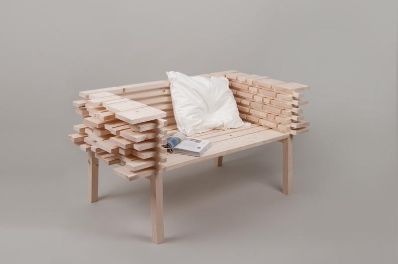 Lowstack furniture series 1