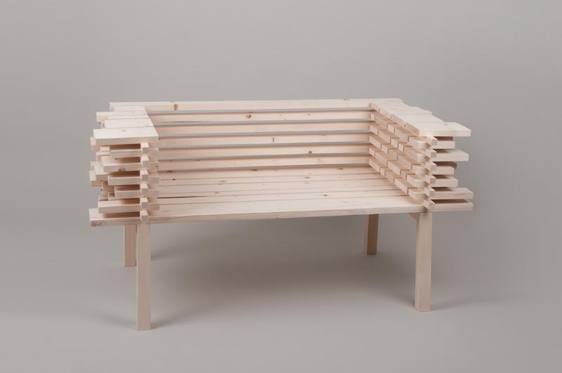 Lowstack furniture series 2