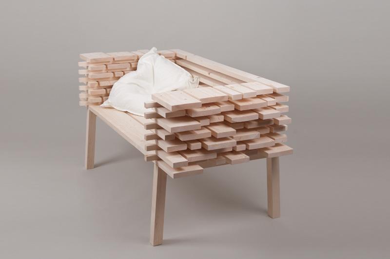 Lowstack furniture series 3